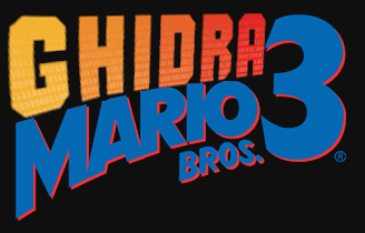 Ghidra Loader for Super Mario Bros  3 NES ROM | SMB3 0r4ng3